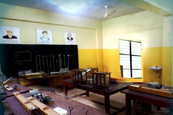 Dr Ambedkar Vidya Niketan-Physics Lab
