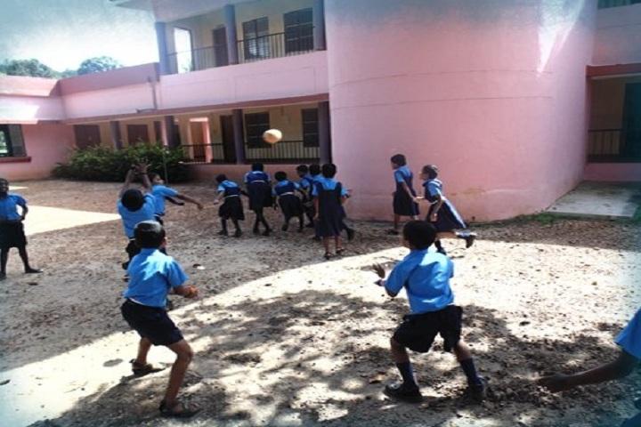 Dr Ambedkar Vidya Niketan-Play Ground