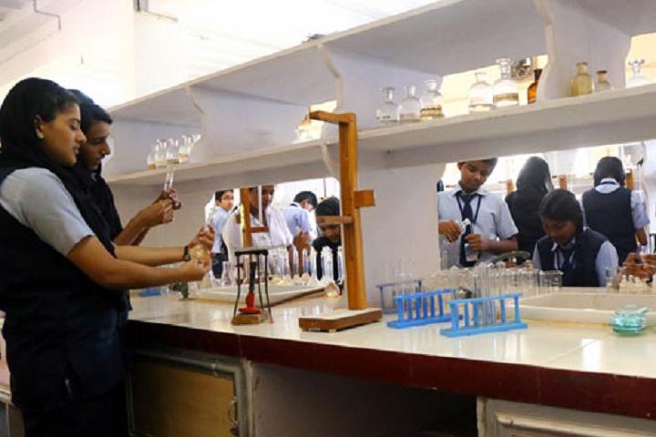 Dr Zakhir Hussain Memorial Bhartiya Vidya Vihar-Chemistry Lab