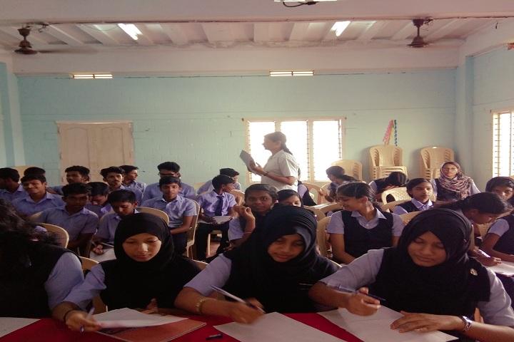 Dr Zakhir Hussain Memorial Bhartiya Vidya Vihar-Class