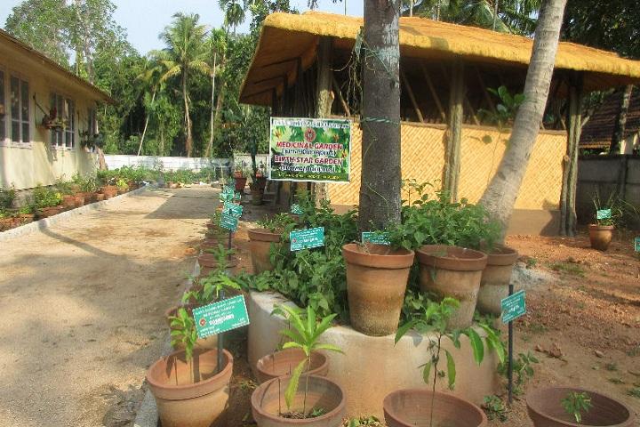 Dr. N. International School-Our campus