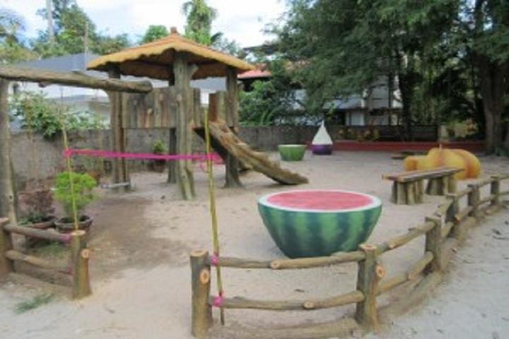 Dr. N. International School-Playground