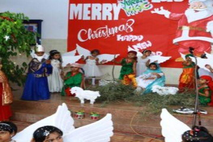 Eastern Public School-Christmas Celebrations