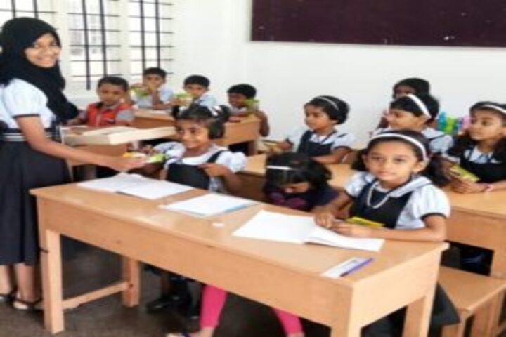 Eastern Public School-Classroom