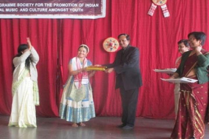 Kendriya Vidyalaya-Cultural Programe