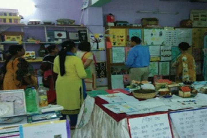 Kendriya Vidyalaya-Primary Section Exhibtion