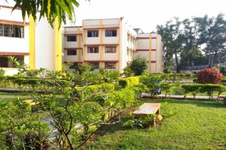 Kendriya Vidyalaya-School Living Area