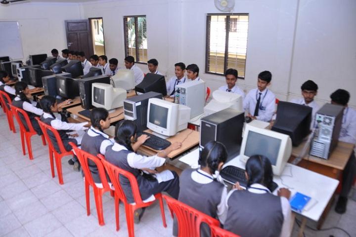 Eminence English Medium School-Computer lab