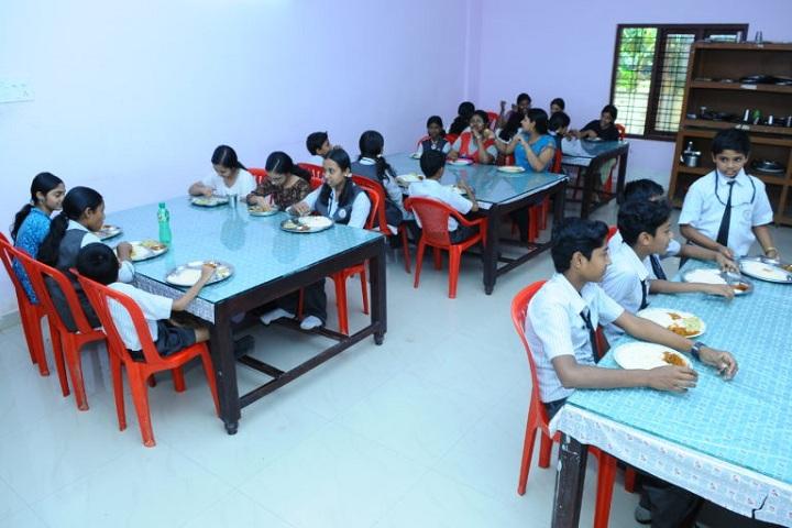 Eminence English Medium School-Hostel mess