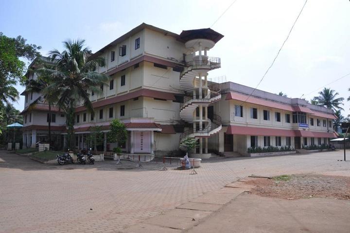 Eminence English Medium School-School building