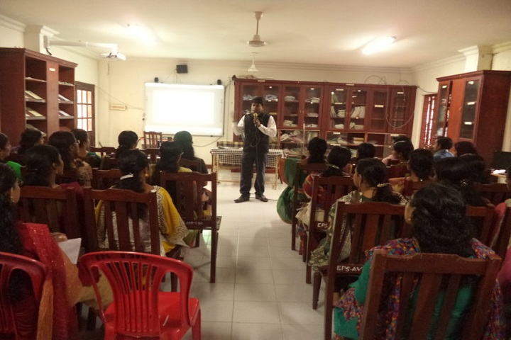 Eminence English Medium School-Seminar hall