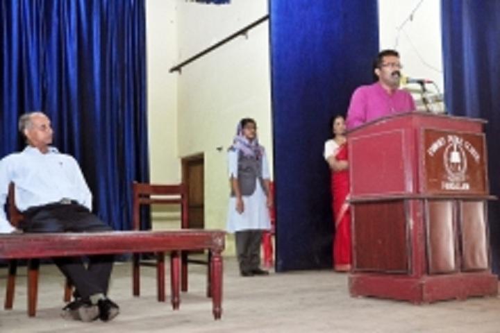 Eminence English Medium School-Speech