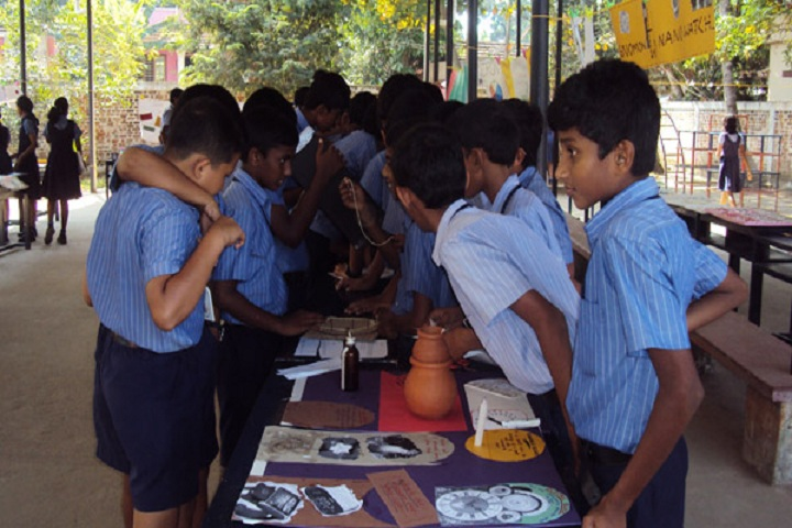 Excelsior English School-Maths day