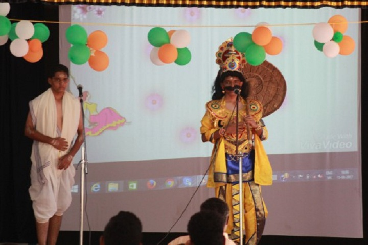 Excelsior English School-Onam-Celebration