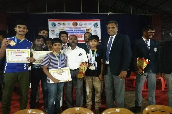 Fatima Central School- Sports award