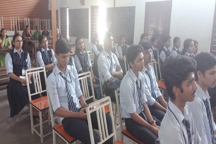 Fatima Central School-Classroom