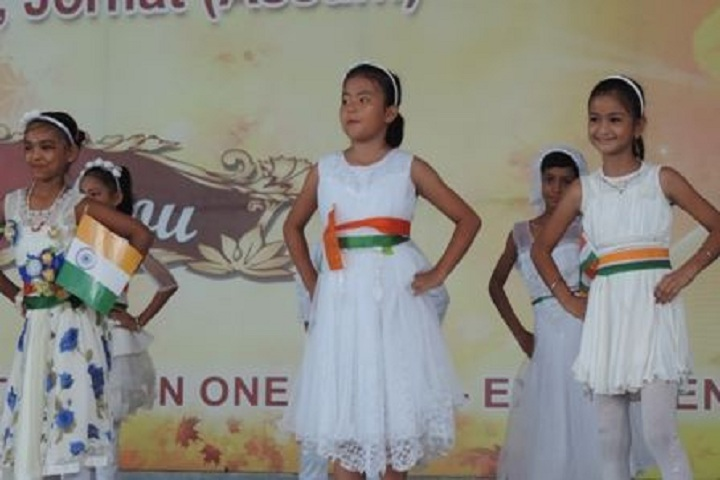 Kendriya Vidaylaya-Dance Performance