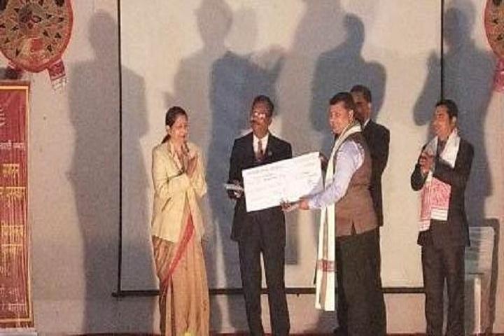 Kendriya Vidaylaya-Prizes Distribution