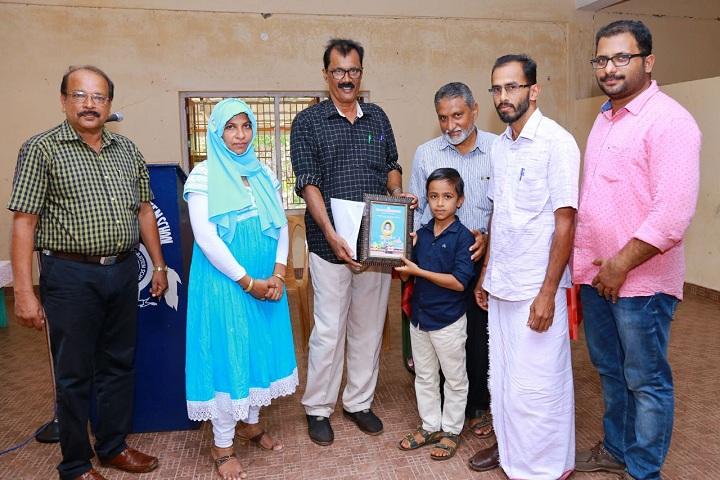 Fazl-E-Omar Public School-Prize