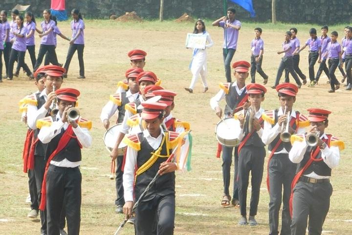 Fr Mathew Alakolam Public School-Sports day