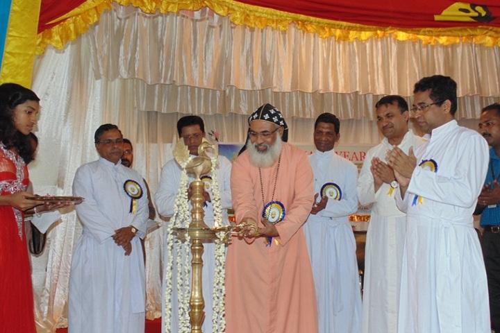 Fr Thomas Porukara Central School-event