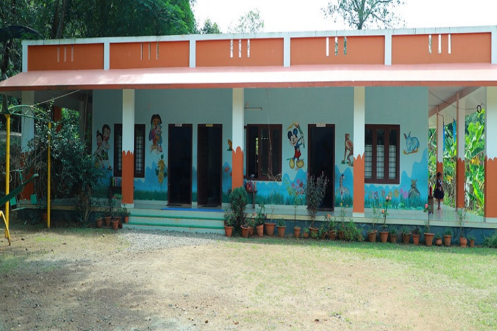 Gayathri Central School- kinder classroom