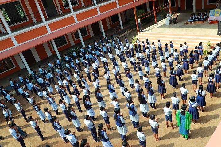 Gayathri Central School-Prayer