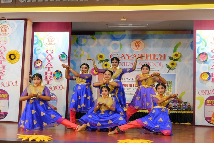 Gayathri Central School-Dances
