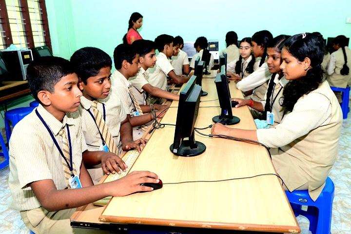 Georgian Public School-Computer lab