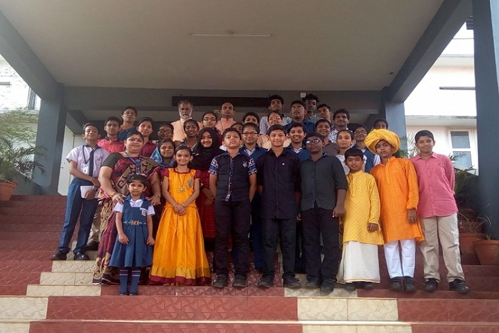 Girideepam Betahany Central School-Gandhi jayanti