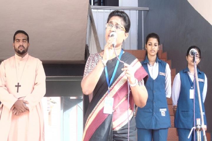 Girideepam Betahany Central School-Hindi day