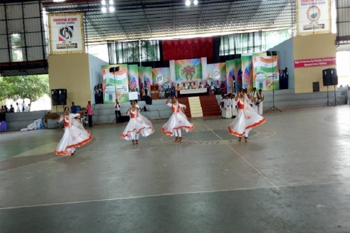 Girideepam Betahany Central School-Republic day