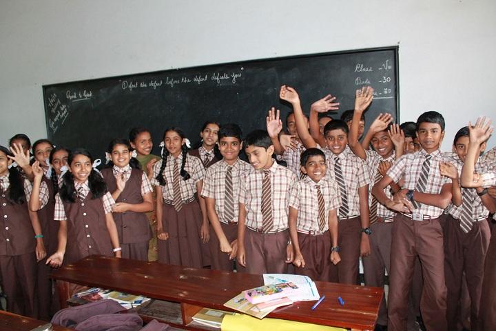 Girijyothi Cmi Public School-Classroom