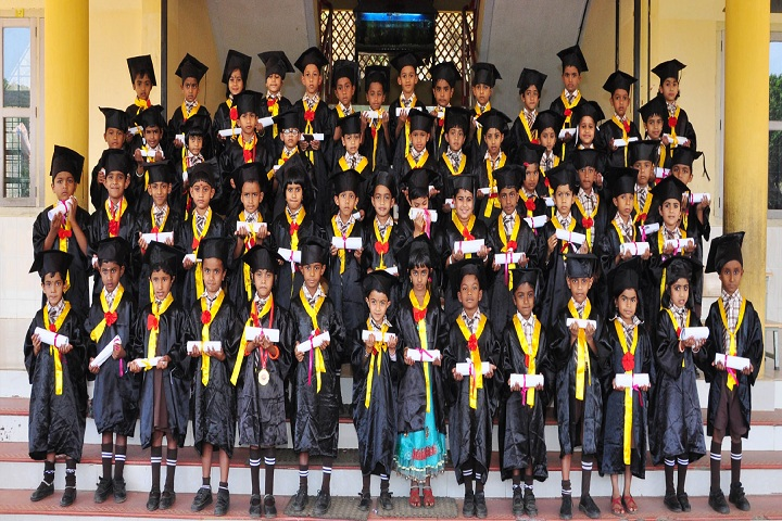 Girijyothi Cmi Public School-Graduations day