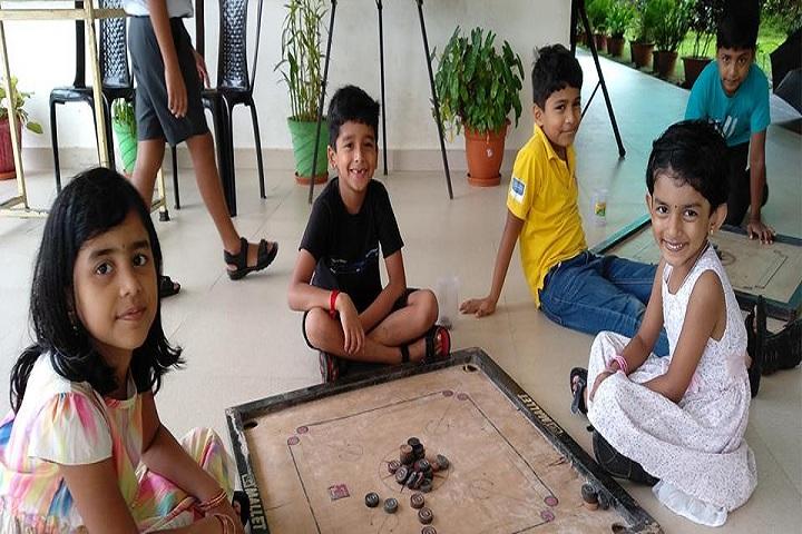 Global Indian Public School-Games