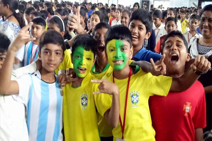 Global Public School-Fifa day