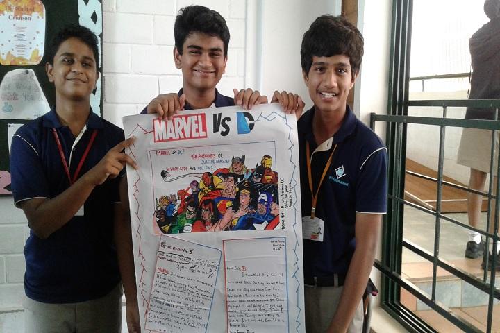 Global Public School-Poster presentation