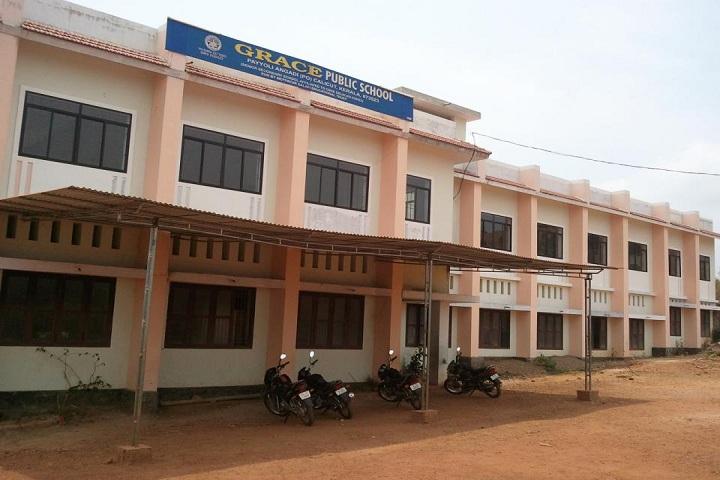 Grace Public School-School building