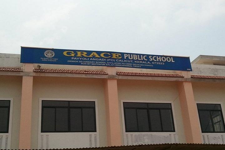 Grace Public School-School View
