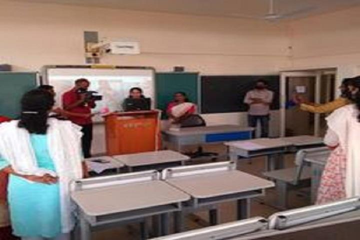 Greets Public School-AV Class