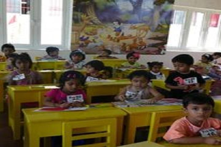 Greets Public School-Classroom