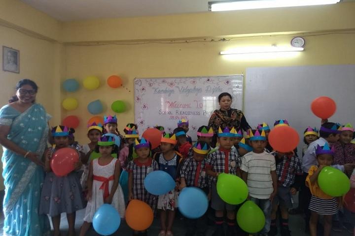 Kendriya Vidyalaya-School readines program