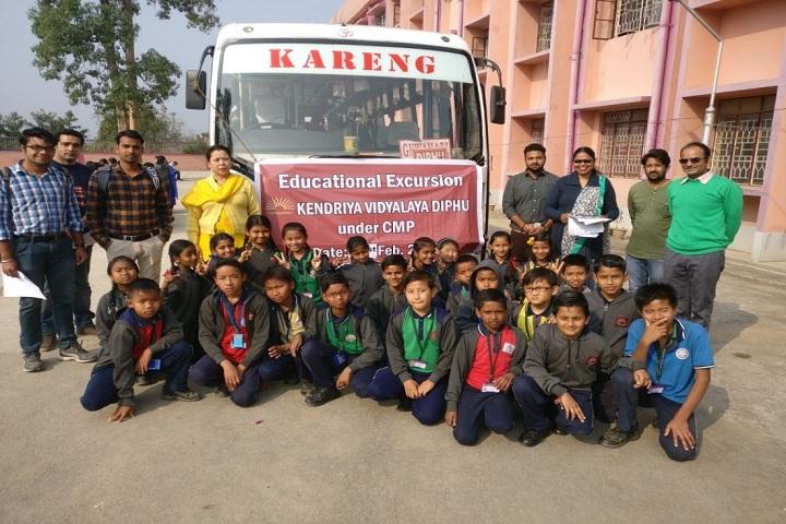 Kendriya Vidyalaya-School tour