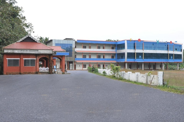 Gulf Ideal International School-School Building