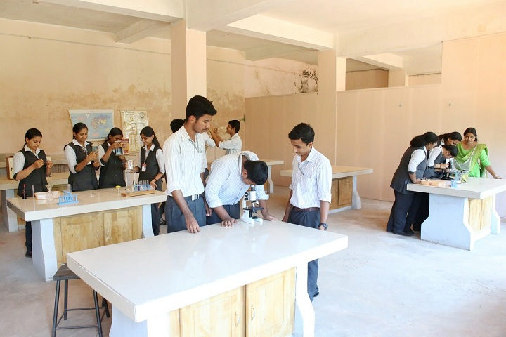 Gurukul Mount Public School-Biology lab