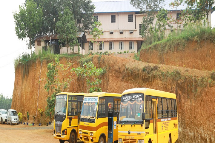 Gurukul Mount Public School-Bus