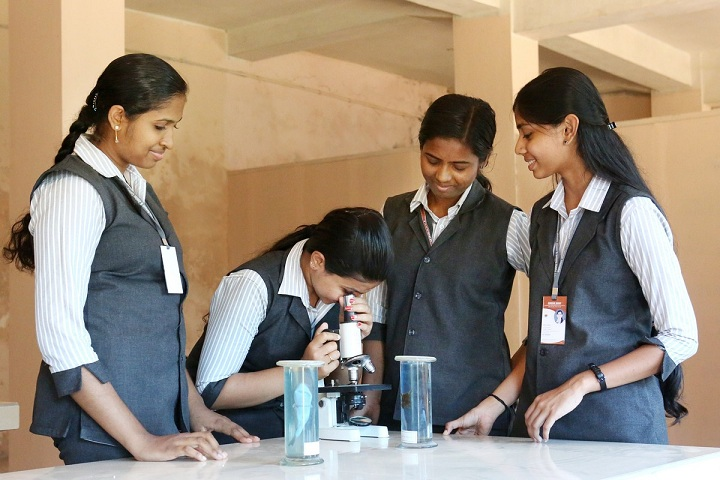 Gurukul Mount Public School-Chemsitry lab