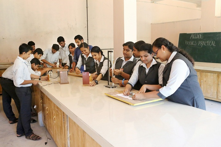 Gurukul Mount Public School-Physics lab