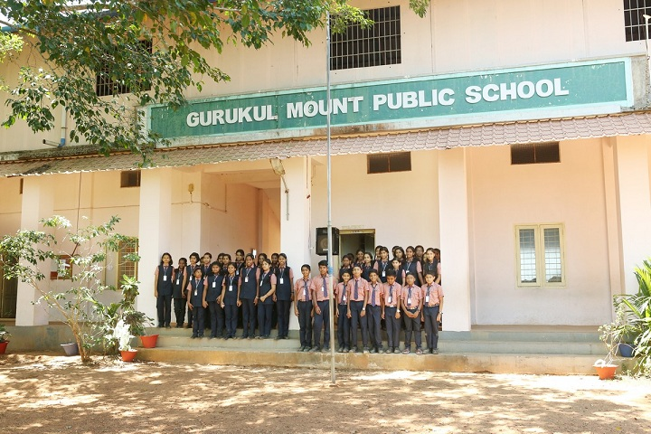 Gurukul Mount Public School-Prayer