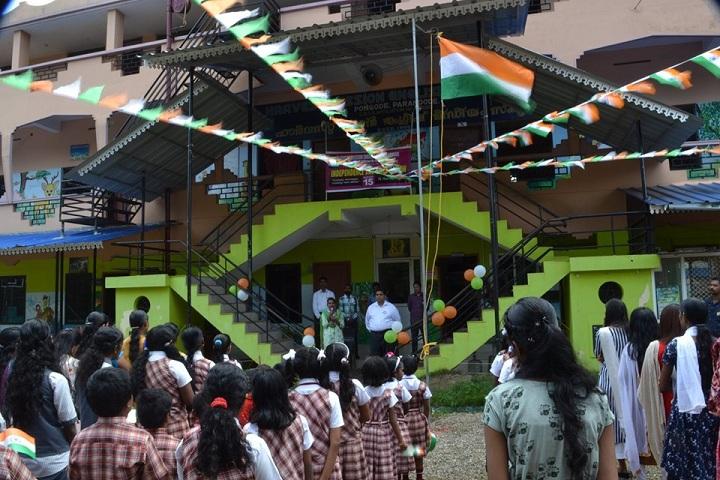 Harvest Mission English Medium School-Independence day